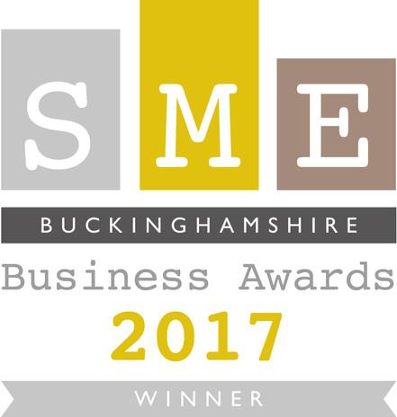 SME Buckinghamshire Business Award Winner