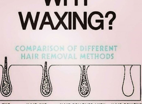 Beauty- First time waxing?