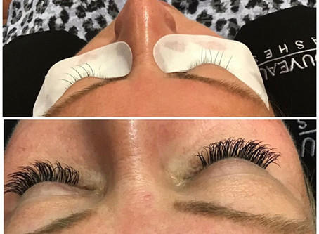 After care - Eyelashes