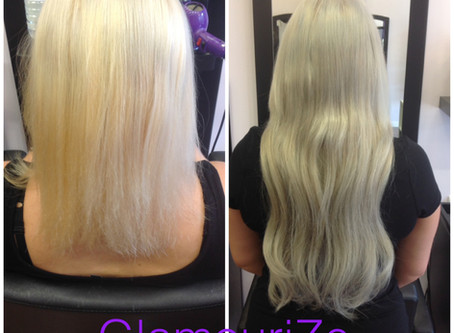 Frequently Asked Questions- Hair Extensions