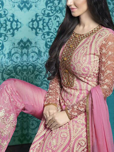 Zari Work SALWAR SUITS