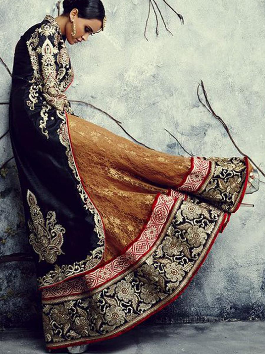 Wedding Designer Lehenga Sarees