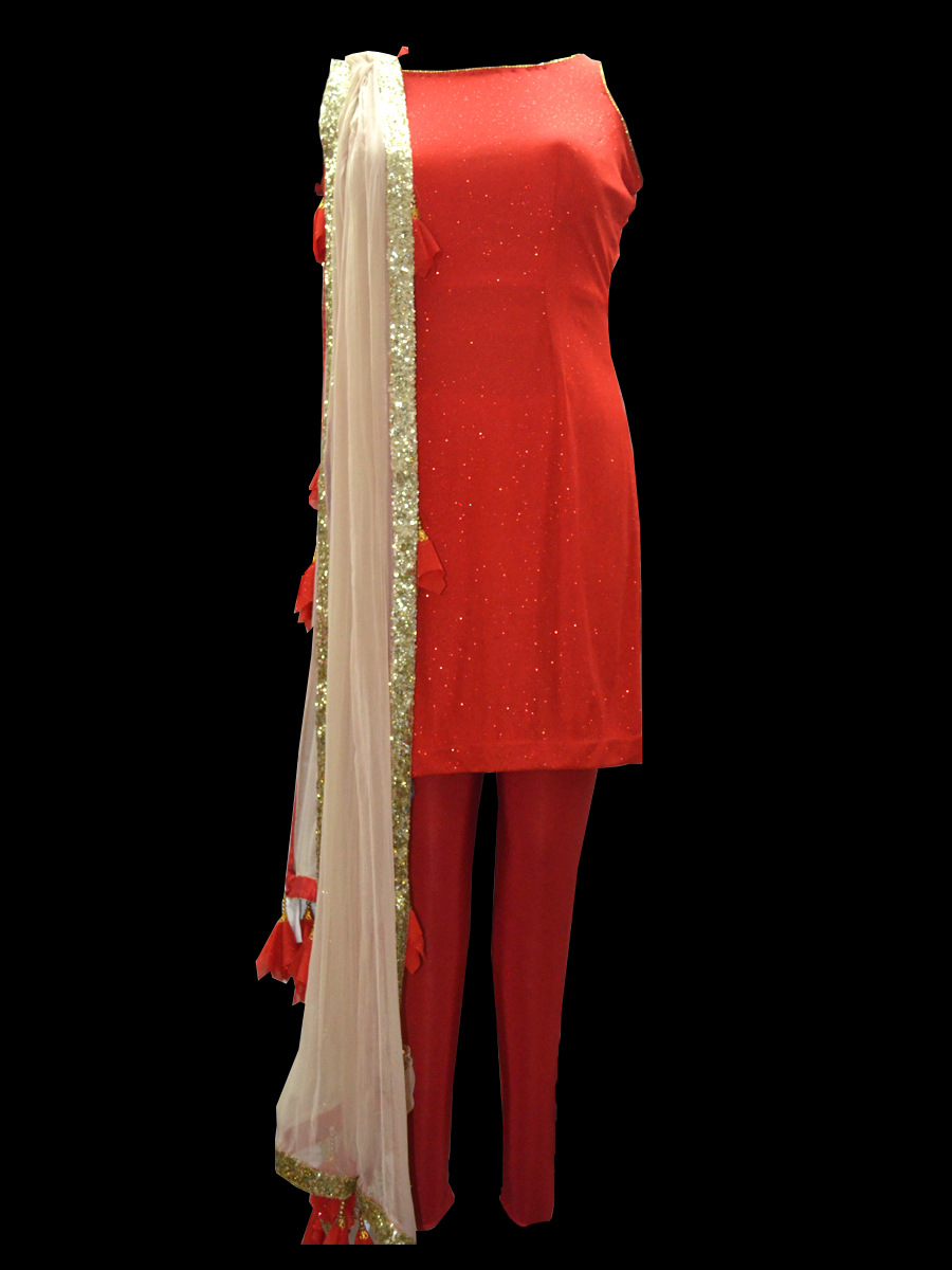 Designer Wear Bridal Salwar Suit