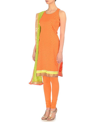 Plus Size Salwar Suit