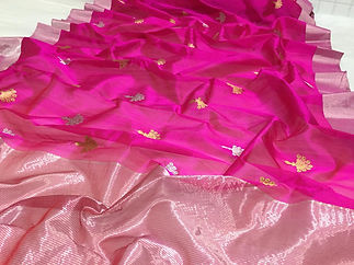 Chanderi Silk Sarees Indian Weaves.jpeg