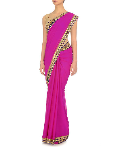 Plus Size Saree Blouses