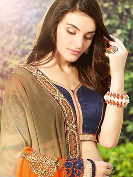 Buy Designer Lehange Saree Online Minneapolis