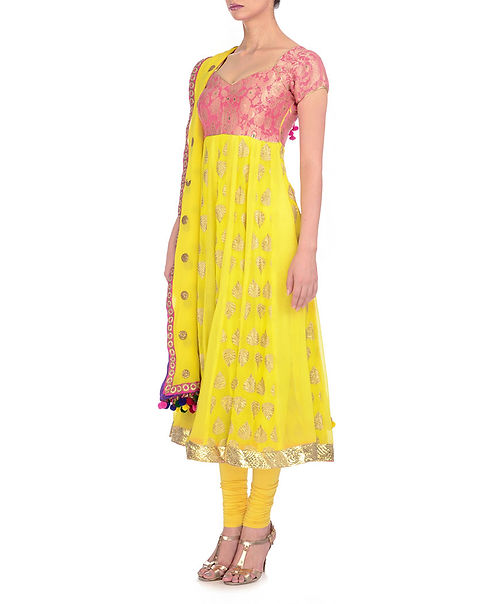 Party Wear Anarkali Salwar Suits