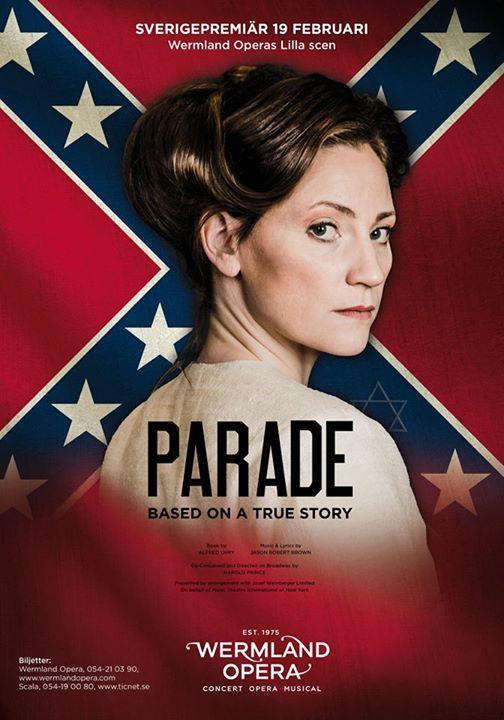 Parade - Wermland Opera 2015