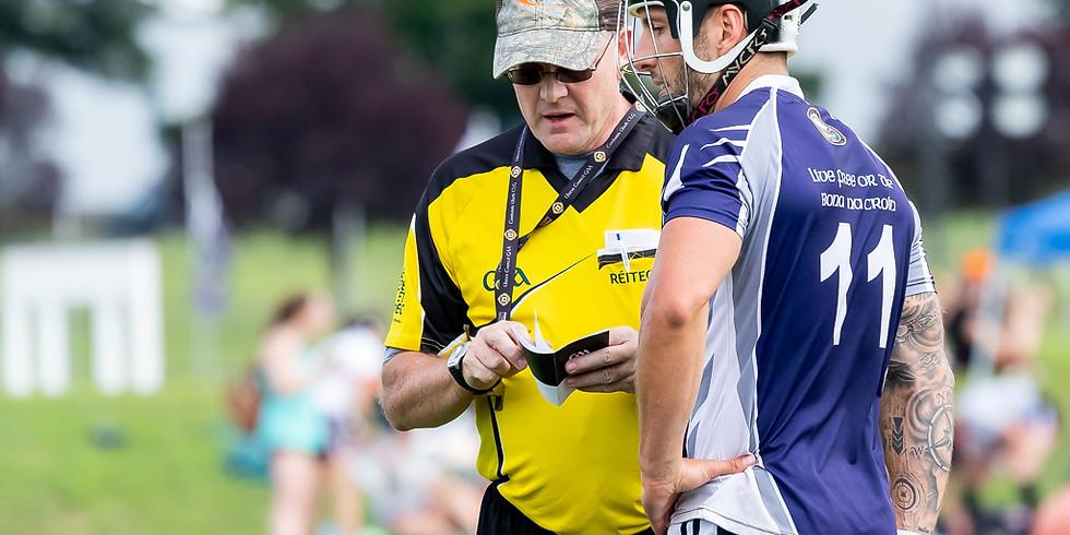 Referee Training
