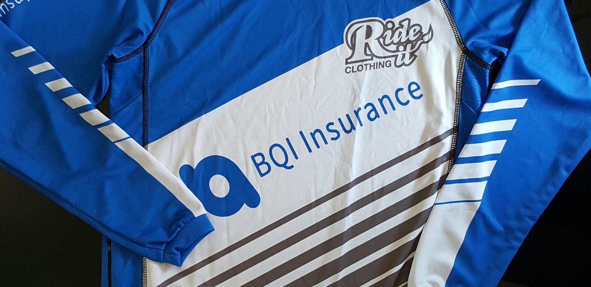BQI Insurance Jersey