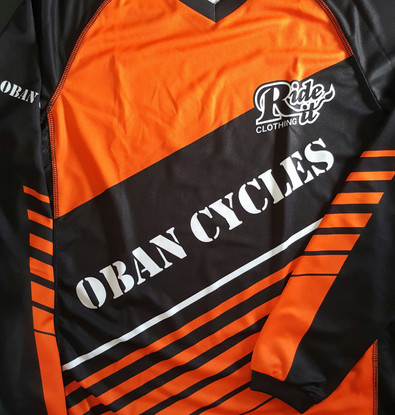 Oban Cycles Jersey