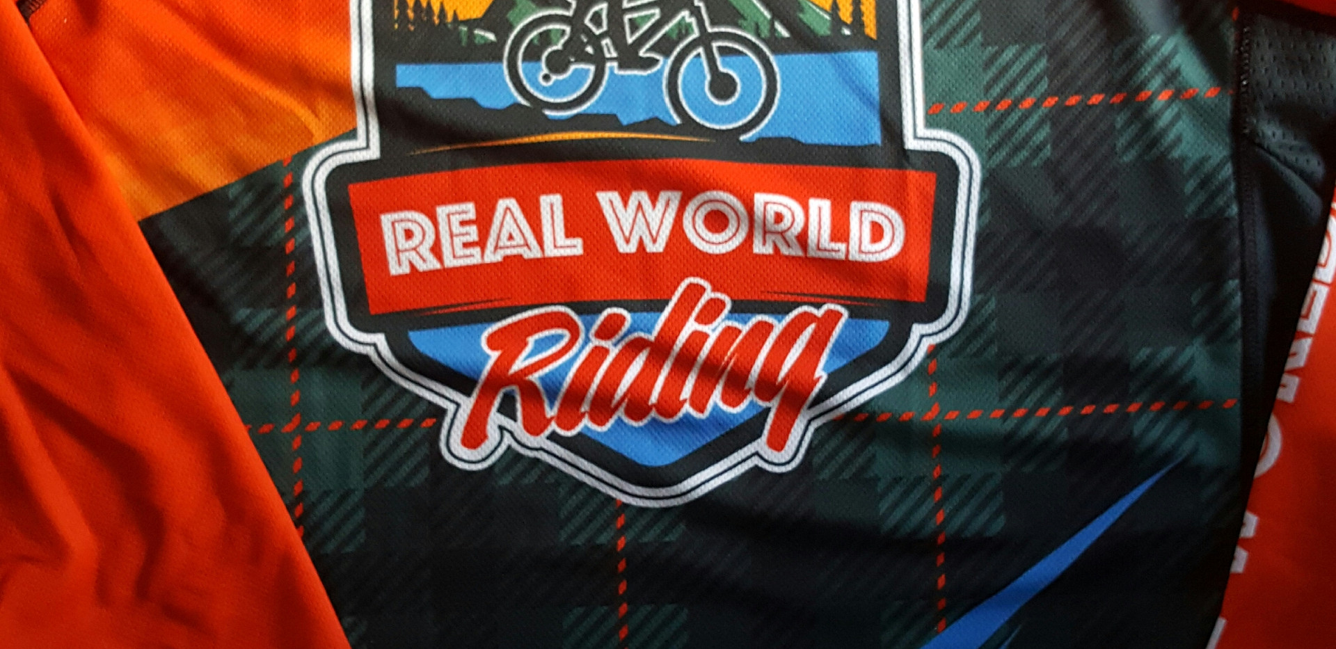 Real World Riding Jersey