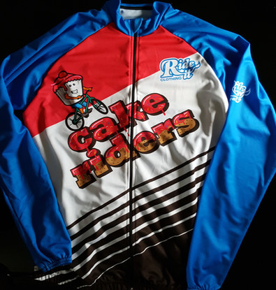 Cake Riders Road Jersey