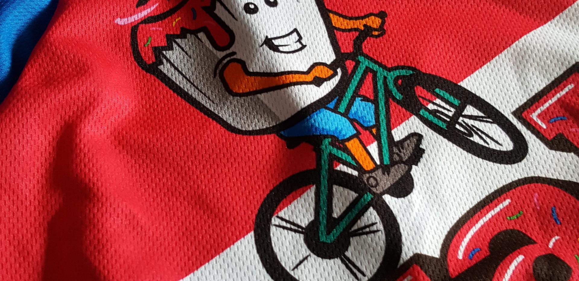 Cake Riders Logo