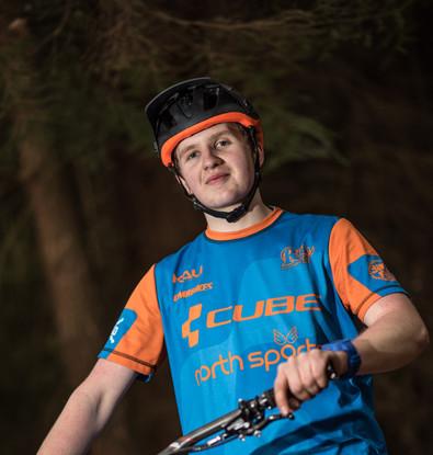 Brandon Gonsales Cube Bikes Kit