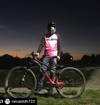 Calibre Bikes Jersey