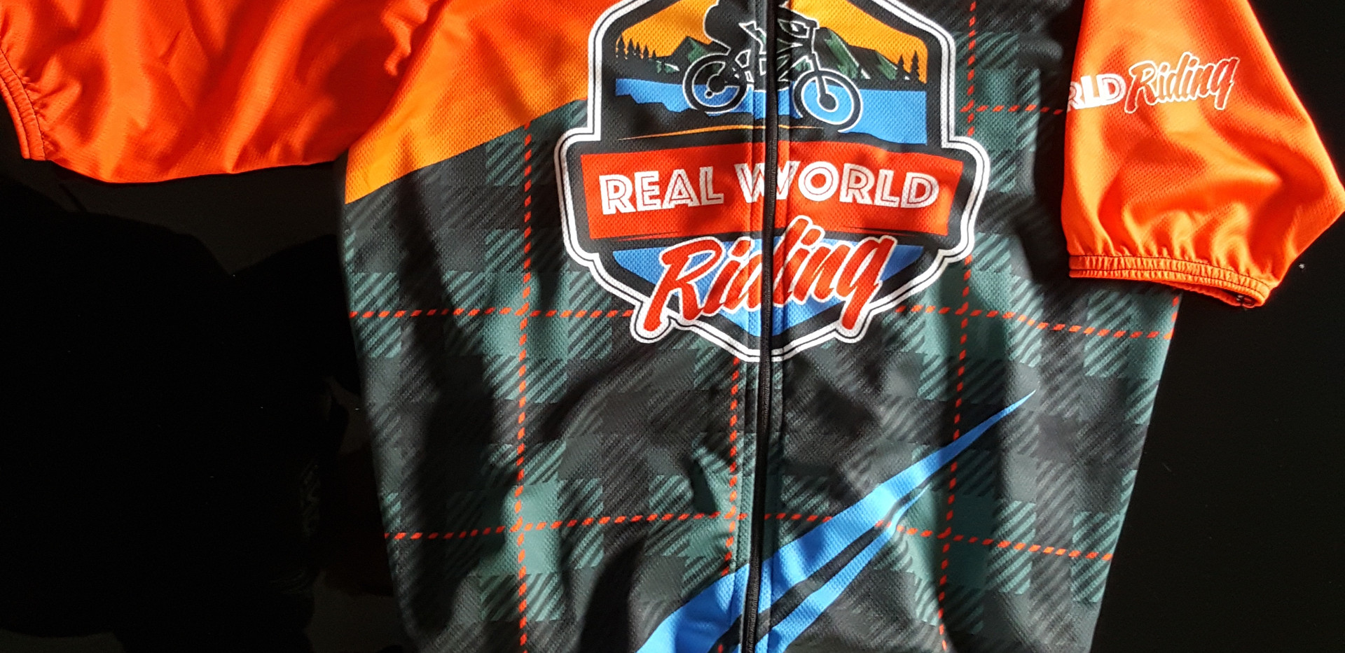 Real World Riding Road Jersey