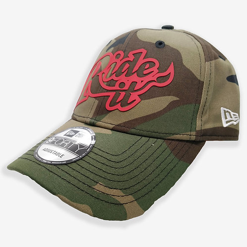 Camo Ride It 9Forty Cap
