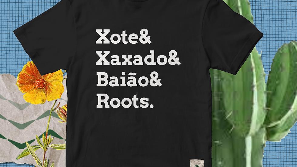 Camiseta Xote - preta