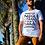 Thumbnail: Camiseta nada igual ao forró - branca