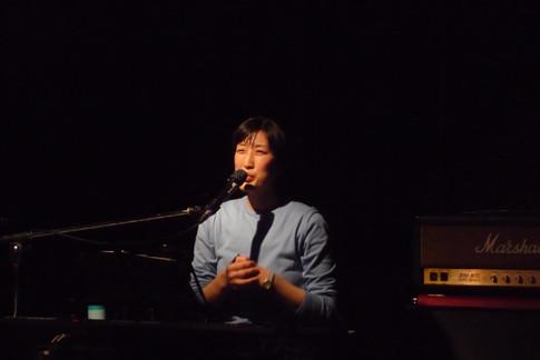ピアノとうた②リリースライブ
