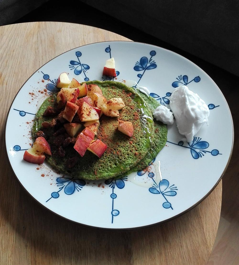 Groente pannenkoekjes | Hormooncoach & Voedingsdeskundige Haarlem