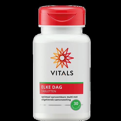 Weerstand booster! Vitamine C + multi 90 stuks