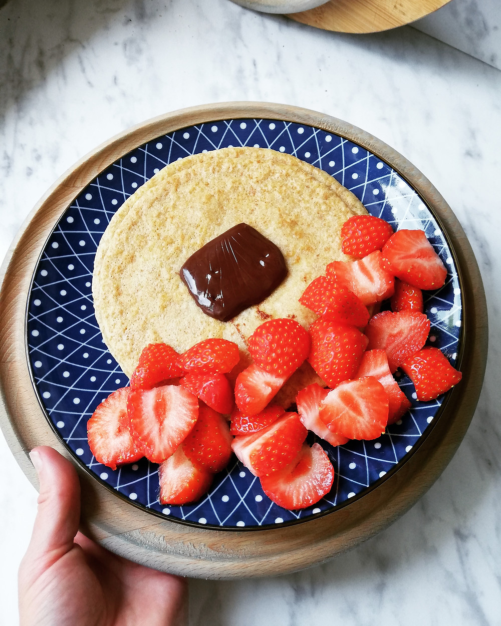 Zomerse pannenkoekjes! | Gezond ontbijt | Recept | Praktijk Marjon Kok