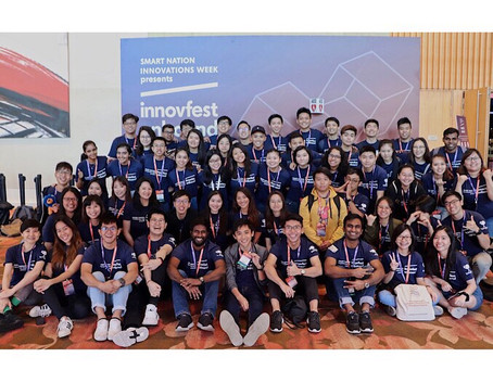 Experience and thoughts of an ambassador at Innovfest Unbound 2019!