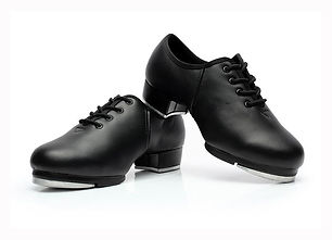 Black-Genuine-Leather-Tap-Dance-Shoes-fo