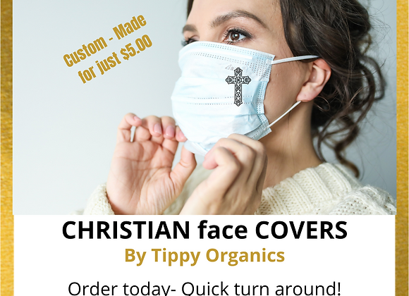 MASKS WITH CHRISTIAN THEME