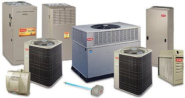 Air Conditioners, Heaters, Furnaces, equipment, service, sales, installation - we do it all.