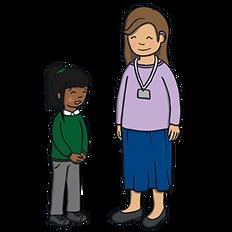 Tell-a-Teacher-Child-Talking-to-Teacher-