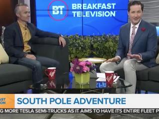 South Pole Adventure