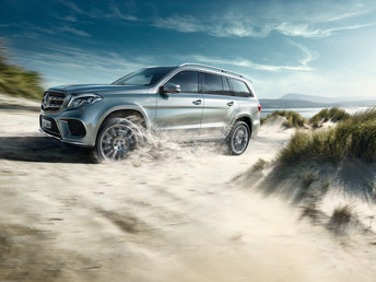 Lone Star Mercedes-Benz 2018 GLS 450 Review