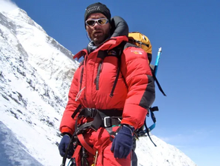 Calgarian Heads to Antarctica for Explorers' Grand Slam