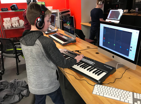 Music Production and DJ Summer Camp