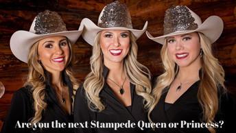 New Calgary Stampede Royalty 2018