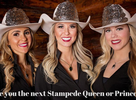 New Calgary Stampede Royalty 2018