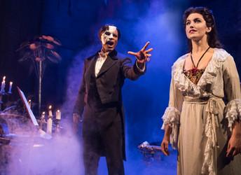 The Phantom of The Opera 2017 Broadway Across Canada