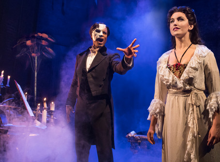 The Phantom of The Opera 2017 Broadway Across Canada