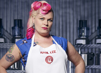 April Lee Baker Masterchef Canada Private Chef In Support of HomeFront Calgary