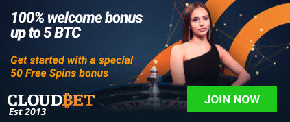 RedCasinoPlanet Cloudbet Free Spins for