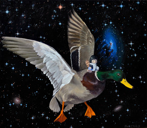 Space Duck, Spiral Galaxy