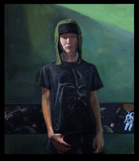 Darth, Self Portrait
