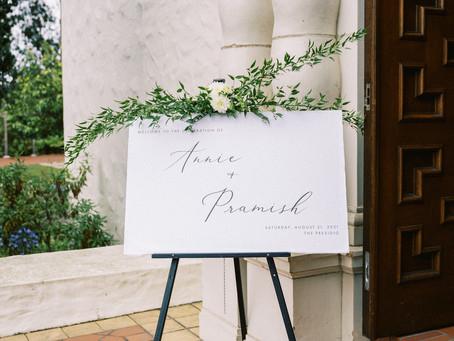 Annie + Pramish