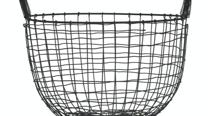 Wirework basket