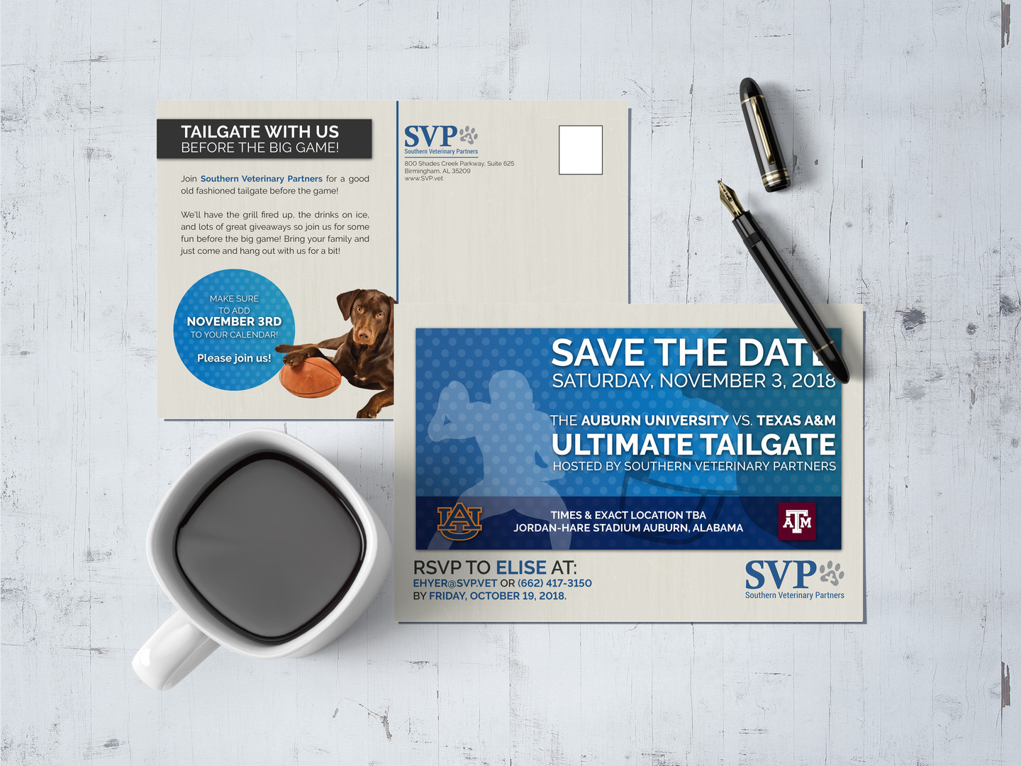 Postcard / Save the Date