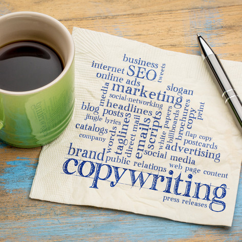 Copy Writing & Editing